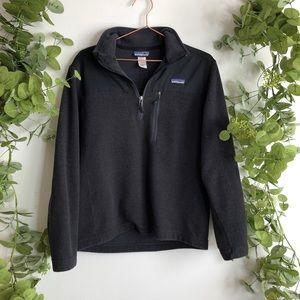 Patagonia Pullover S/M black